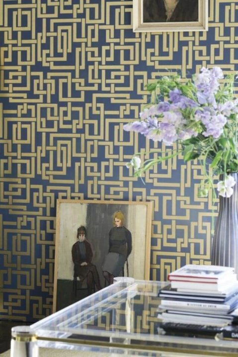 Wall paper trends for 2017